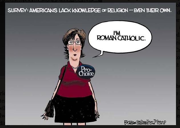 Catholic for Choice